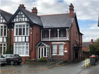 Thumbnail Office to let in 21 Grosvenor Road, Wrexham, Wrexham