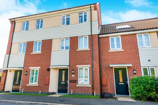 Thumbnail Town house for sale in Narrowboat Lane, Pineham Lock, Northampton
