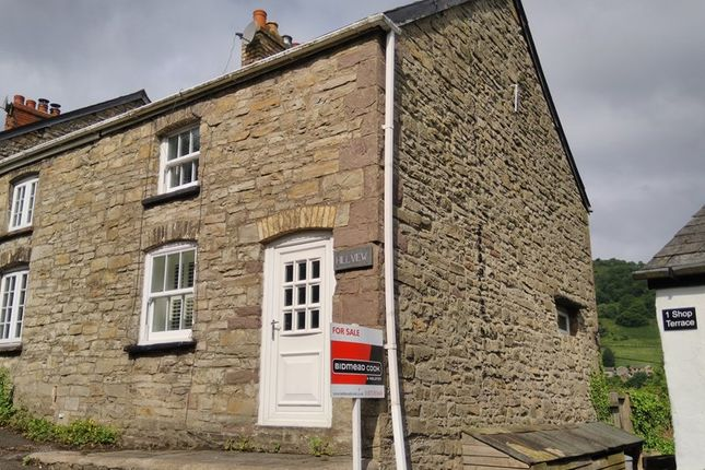 Thumbnail Cottage for sale in Cae Robin, Clydach, Abergavenny
