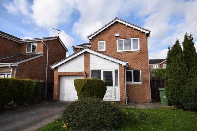 Thumbnail Detached house for sale in Grange Drive, Ossett