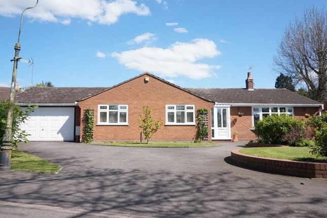 Thumbnail Detached bungalow for sale in Beehive Lane, Curdworth, Sutton Coldfield