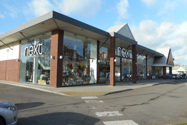 Thumbnail Retail premises to let in Suffolk Retail Park, Ipswich