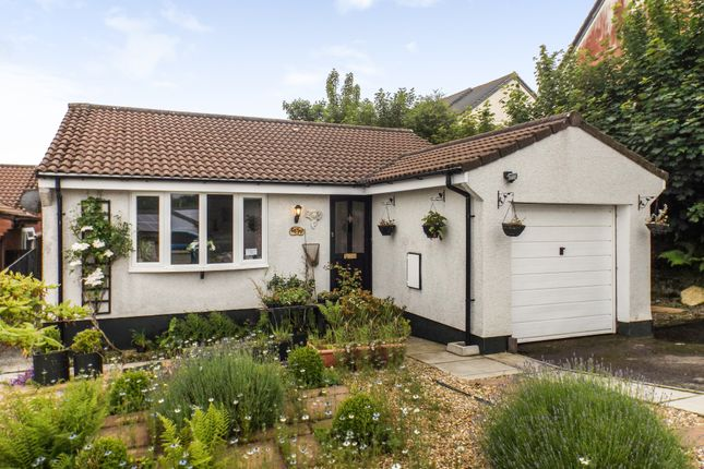 Thumbnail Detached bungalow for sale in Penwithick Park, Penwithick, St. Austell
