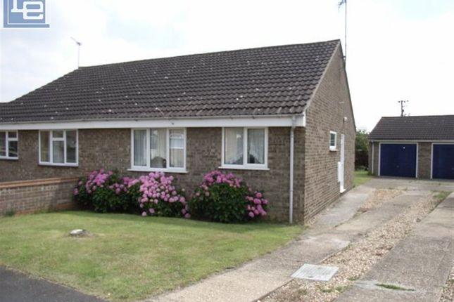Thumbnail Bungalow to rent in Sandringham Drive, Heacham, King's Lynn