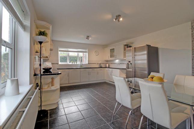 Kitchen of Laburnum Court, Barlow, Selby YO8