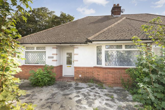 Thumbnail Semi-detached bungalow to rent in St. James Avenue, Broadstairs