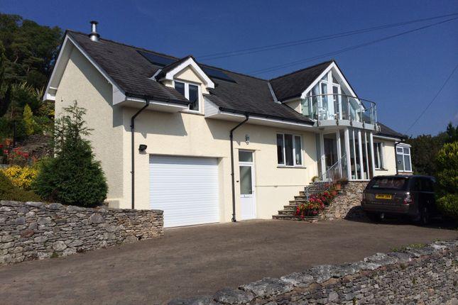 3 bed detached house for sale in Ingil Nook, Charney Well Lane, Grange Over Sands