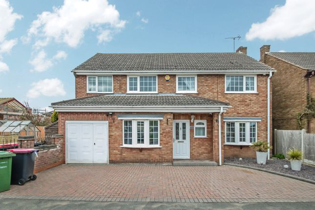 Thumbnail Detached house to rent in Curlew Close, Warton, Tamworth