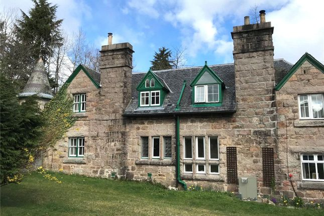 Thumbnail Terraced house to rent in 4 Bush Cottages, Glen Tanar, Aboyne, Aberdeenshire