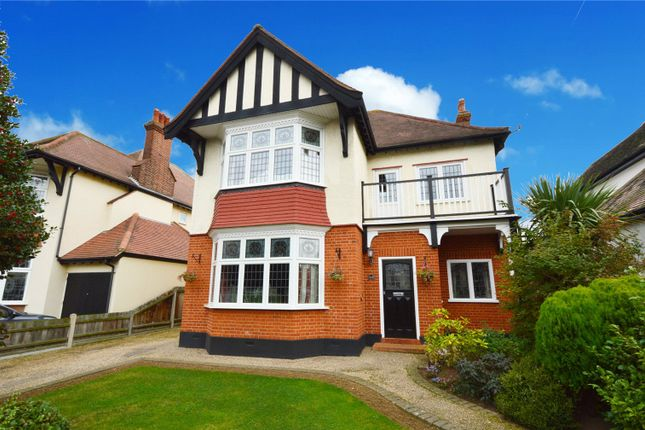 Thumbnail Detached house for sale in Tyrone Road, Thorpe Bay, Essex