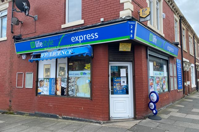 Thumbnail Retail premises for sale in High Street East, Wallsend, Newcastle Upon Tyne