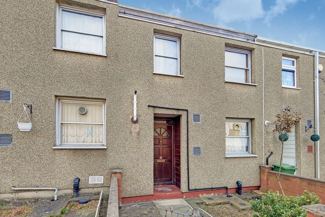 Thumbnail Terraced house to rent in Lucerne Way, Harold Hill