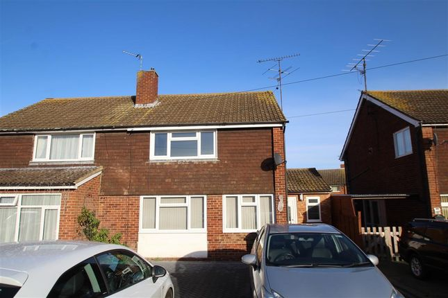 Thumbnail Property to rent in Greetham Road, Aylesbury