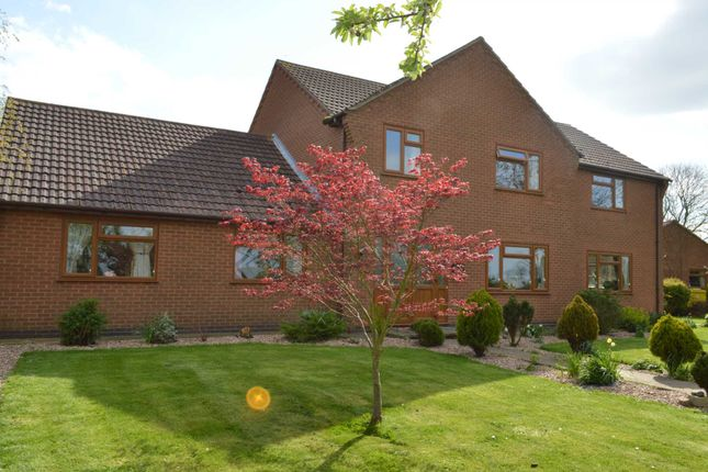 Thumbnail Detached house for sale in Willoughby Road, Cumberworth, Alford