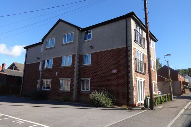 2 bed flat to rent in Olivet Road, Sheffield S8