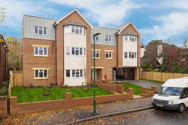 Thumbnail Flat for sale in Devonshire Road, Sutton