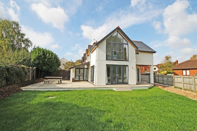 Thumbnail Semi-detached house for sale in Parkhayes, Woodbury Salterton, Exeter