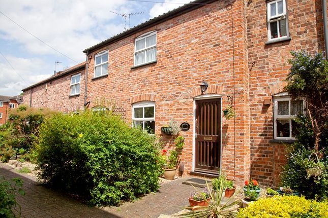 Thumbnail Terraced house to rent in Merchant Cottages, Lincoln