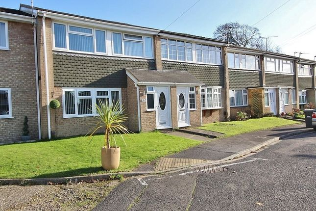 Thumbnail Terraced house for sale in Morelands Court, Purbrook, Waterlooville