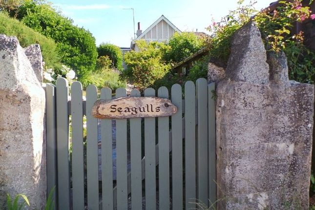 Thumbnail Detached bungalow to rent in Porthcothan Bay, Padstow