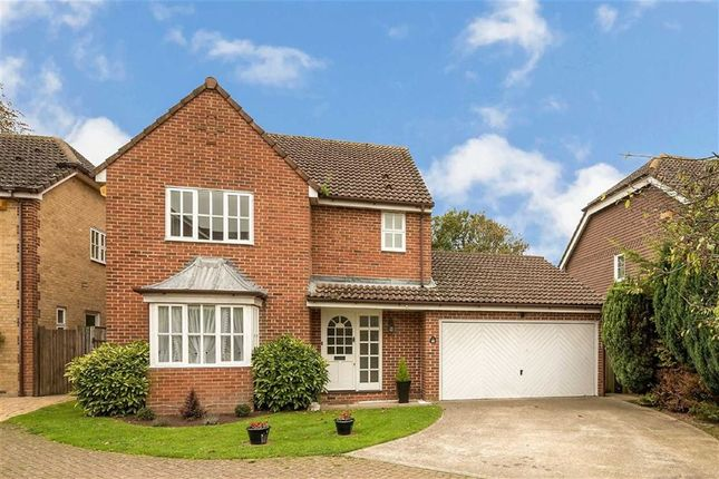 Thumbnail Detached house for sale in Canon Woods Way, Kennington, Ashford
