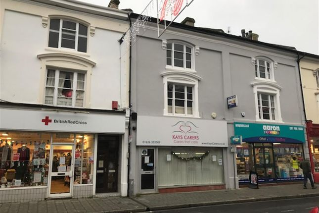 Thumbnail Retail premises to let in Retail/Office Premises In A Prime Position TQ12, Devon