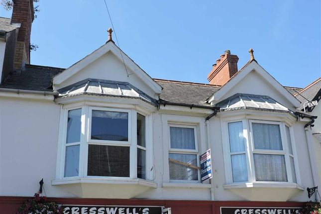 Thumbnail Flat for sale in West Street, Fishguard