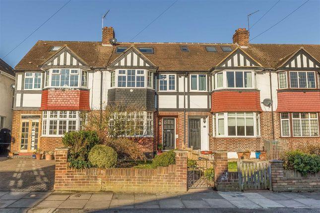 Thumbnail Terraced house for sale in Lincoln Avenue, Twickenham