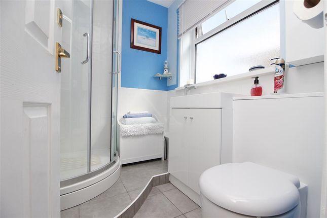 Shower Room of Garden Close, Shotley, Ipswich IP9