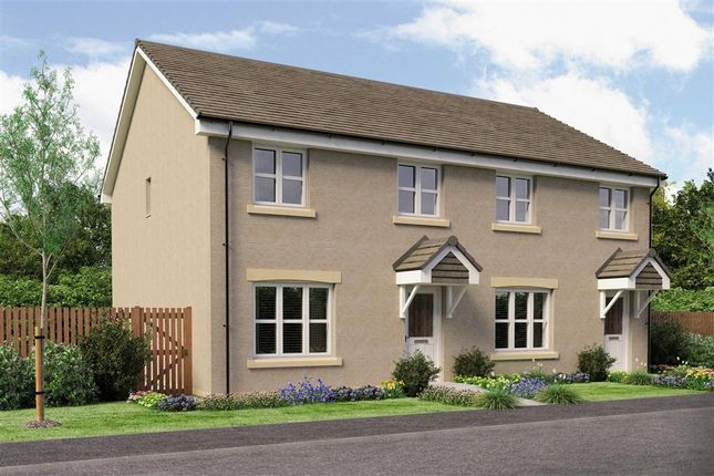 "Thumbnail Mews house for sale in ""Munro End Terr"" at Bo'ness"