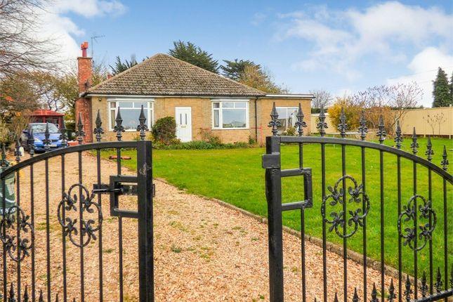 Thumbnail Detached bungalow for sale in Elton Road, Stibbington, Peterborough, Cambridgeshire