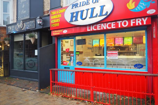 Thumbnail Leisure/hospitality for sale in Fish & Chips HU5, East Yorkshire