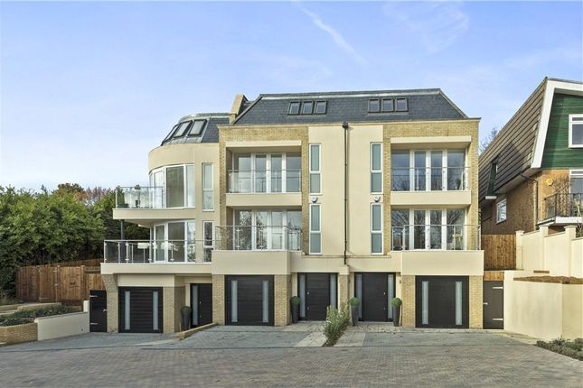 Thumbnail Terraced house for sale in Hamley Court, Thackeray Close