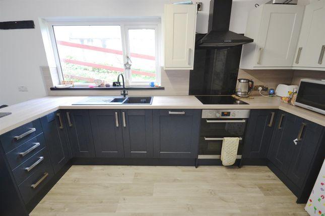 Kitchen of Leonardston Road, Mastlebridge, Milford Haven SA73