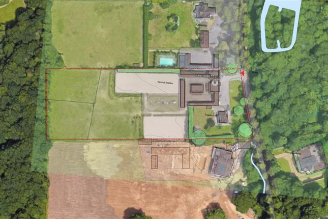 Thumbnail Land for sale in Kemnal Road, Chislehurst, Kent
