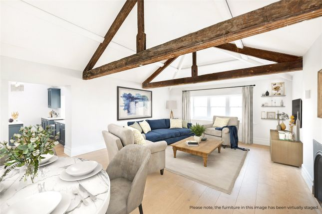 Thumbnail Flat for sale in Badminton House, Clifton Park, Bristol