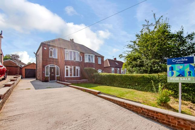 Thumbnail Semi-detached house for sale in Brecks Lane, Rotherham