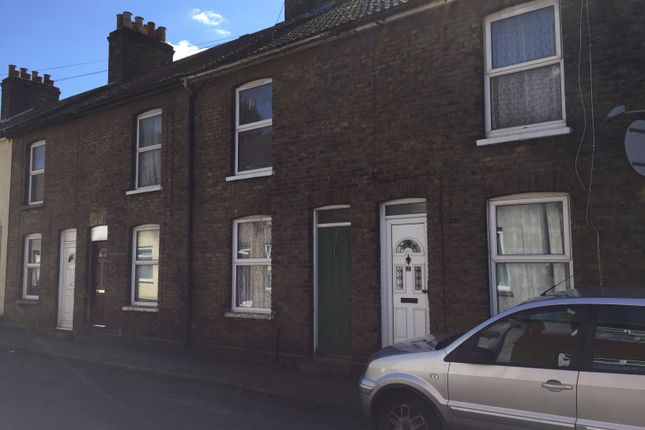 Thumbnail Terraced house to rent in Homeview, Sittingbourne, Kent