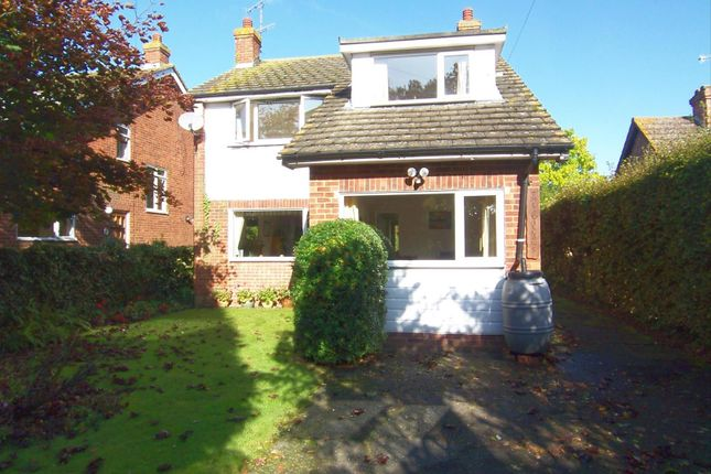Thumbnail Detached house to rent in Four Elms Road, Edenbridge