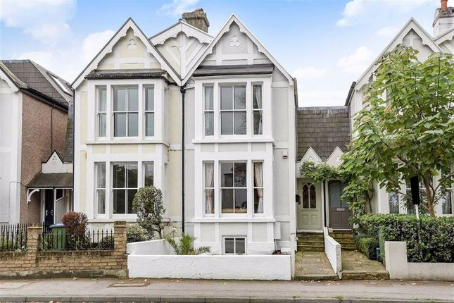 Thumbnail Semi-detached house for sale in Hurst Road, East Molesey