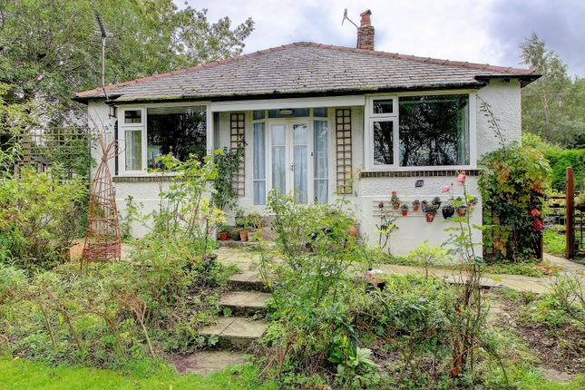 Thumbnail Bungalow for sale in Bings Road, Whaley Bridge, High Peak