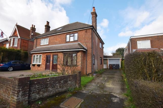 Thumbnail Semi-detached house for sale in Oxford Cottage, Broad Oak, Heathfield, East Sussex