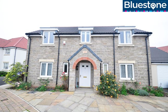 Thumbnail Detached house to rent in Bridling Crescent, Newport