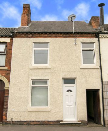 Thumbnail Terraced house to rent in High Street, Somercotes