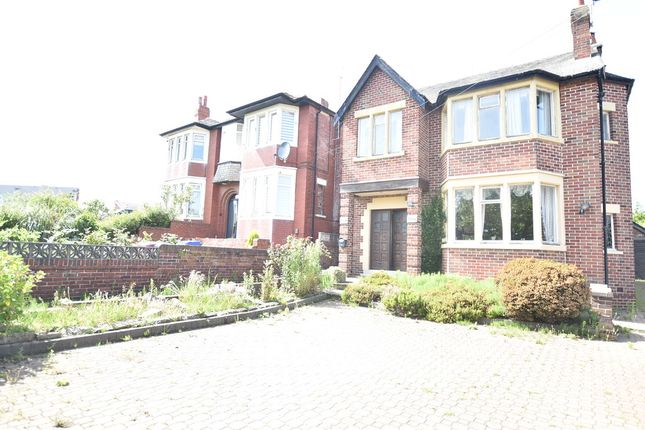 Thumbnail Detached house for sale in Newton Drive, Blackpool