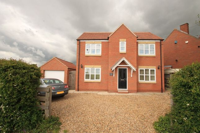 Thumbnail Detached house to rent in Grange Lane, New Rossington, Doncaster