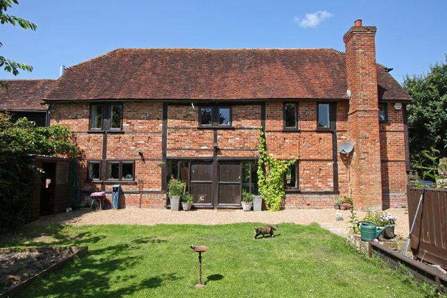Thumbnail Barn conversion to rent in Risden Lane, Hawkhurst, Cranbrook