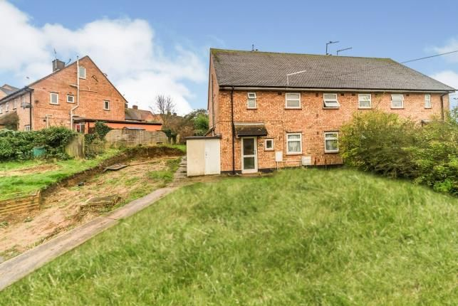 Thumbnail Semi-detached house for sale in Ellis Avenue, Stevenage, Hertfordshire, England