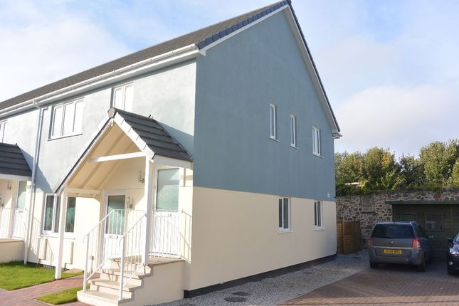 Thumbnail Flat for sale in Fore Street, North Tawton