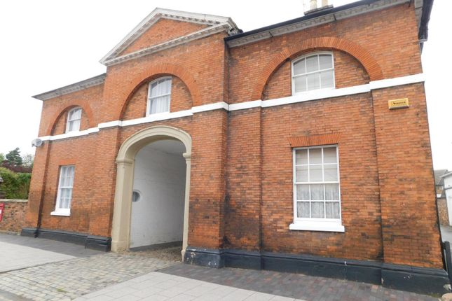 Thumbnail Town house to rent in Welsh Row, Nantwich
